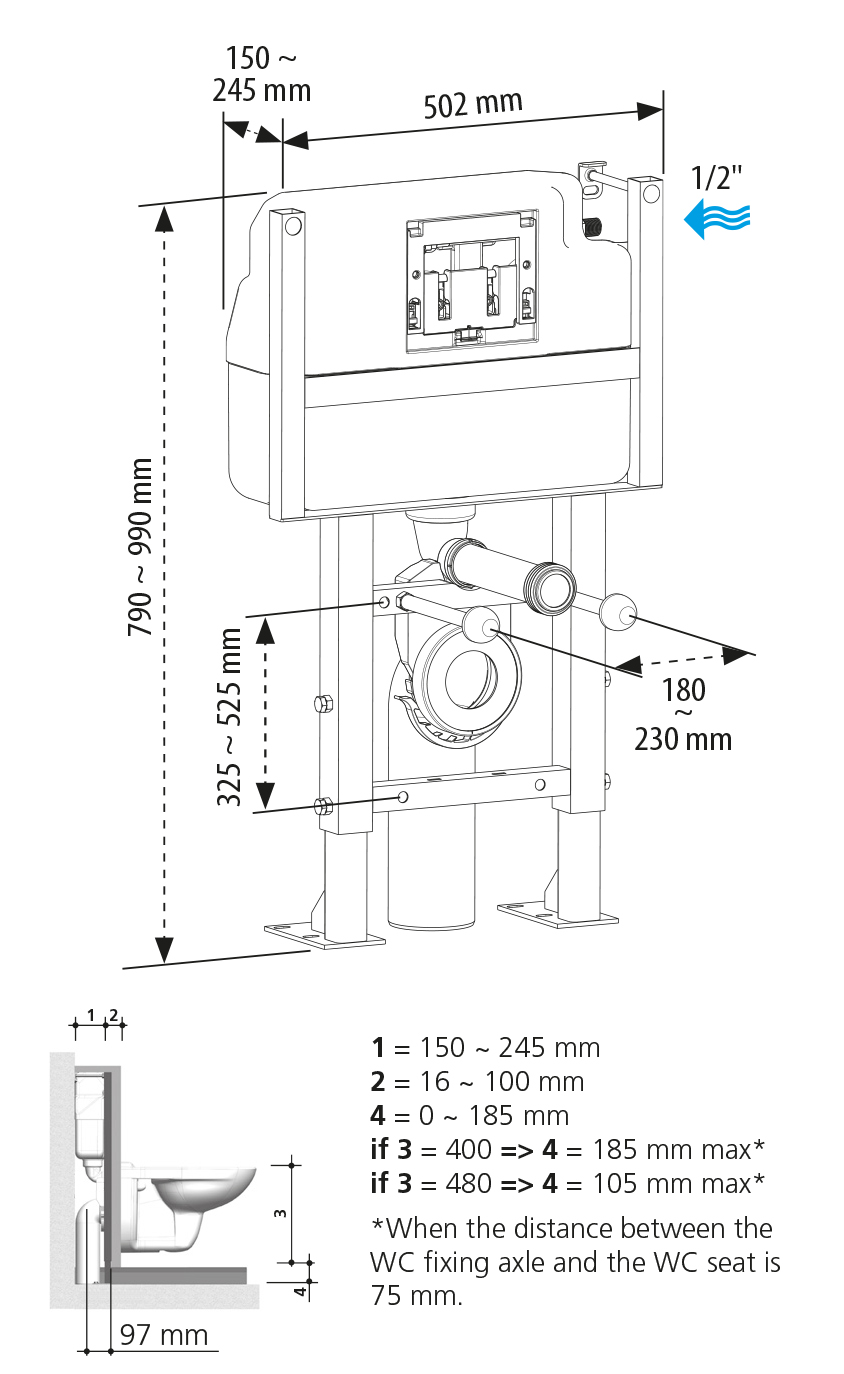 BCU 790 Drawing