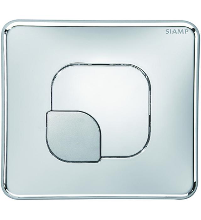 Lemon flush plate