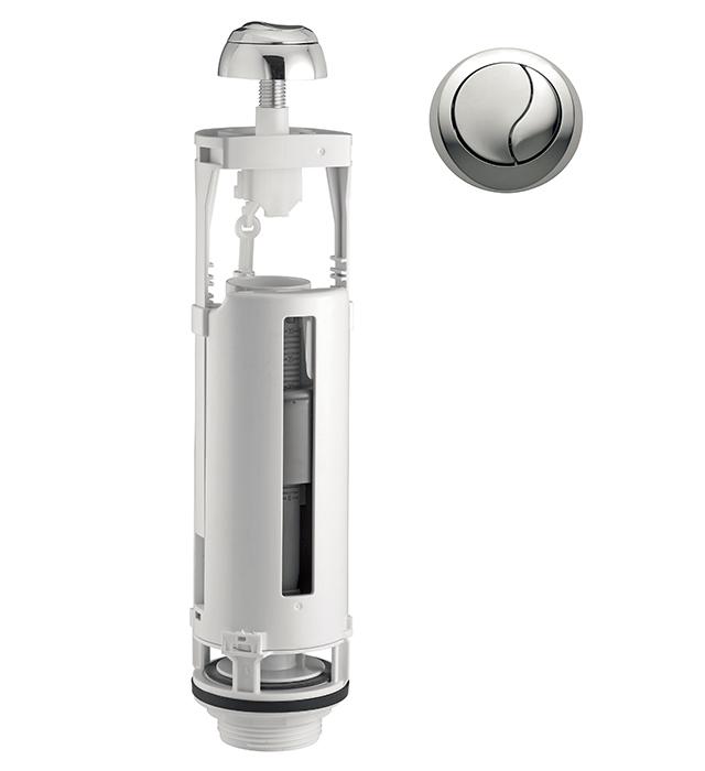 Optima S flushing valve